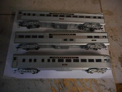 Athearn Ho  3X Coaches Amtrak