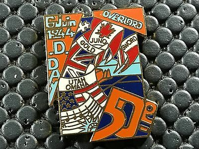 Pins Pin Badge Armee Militaire Ww2 D Day