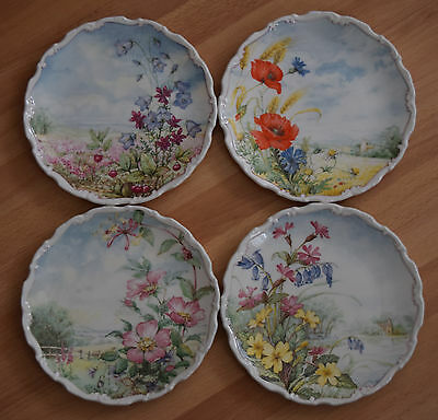 Royal Albert Flowers Of The Hedgerow Collection - Choose Your Collector's Plate