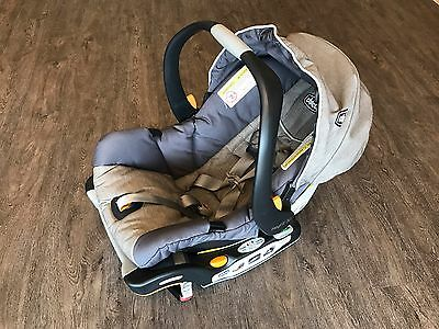 Chicco KeyFit 30 Magic Infant Car Seat & Base