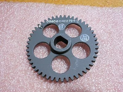 General Dynamics Gear Spur Part # 114C2794-2  Nsn: 3020-00-215-0002
