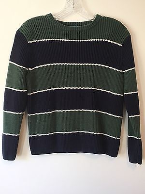 Boys The Children's Place Holiday Sweater Size 10-12