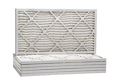 16 x 20 x 1 AC and Furnace Air Filter by Aerostar - MERV 8, Box of 12