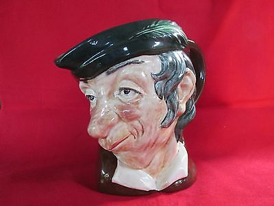 Royal Doulton Simple Simon Character Jug D6374  Production from 1953 - 1960