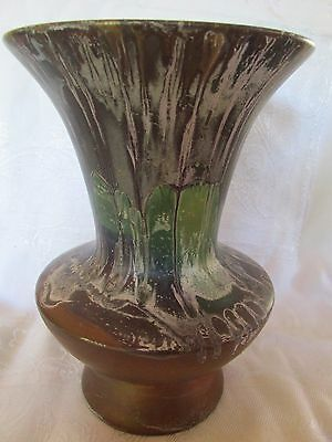 Large Ellis Vase Unusual Colourway Australian Pottery Aus Pottery