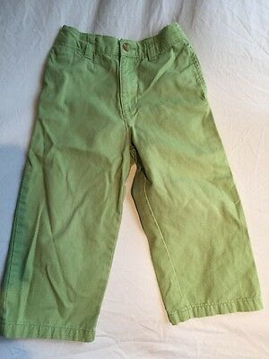 The Children's Place Spring Green Boys Khakis Pants 3t