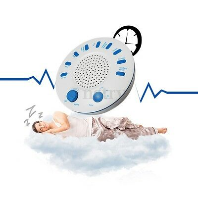 Christmas Gift Relax Machine Deep Sleep Solution Nature Peace Therapy 9 Sounds