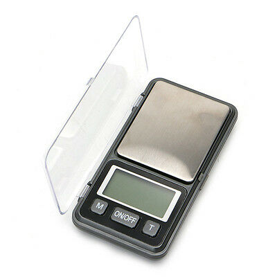 Hot 200g/500g/1000g 0.01/0.1g LCD Digital Pocket Scale Gram Balance Weight Scale