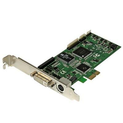 STARTECH High-definition PCIe capture card - HDMI VGA DVI component - 1080P at 6