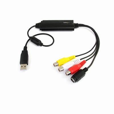 STARTECH S-Video / Composite to USB Video Capture Cable w/ TWAIN and Mac?« Supp