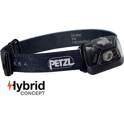 Petzl Tikka 200 Lumen Camping Fishing Head Light Torch