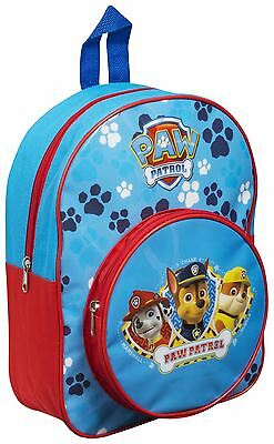 Children Kids Paw Patrol Backpack Rucksack School Travel Shoulder Strap Bag