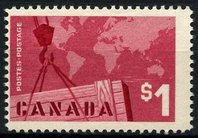Canada 1963 SG#536 Export Trade Map MNH #D37434