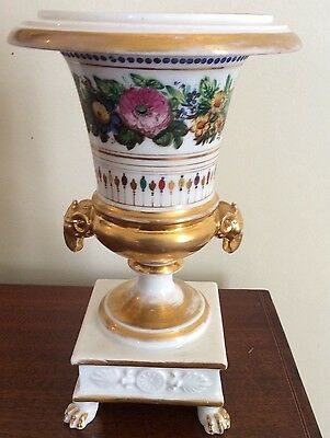 Beautiful Antique Porcelain Urn