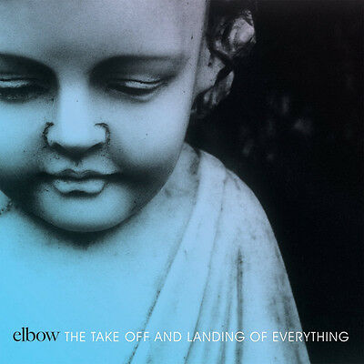 Elbow - The Take Off And Landing Of Everything - 2 x Vinyl LP *NEW & SEALED*