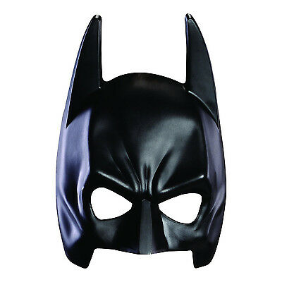Adult's Official Batman Dark Knight Rises Fancy Dress Party Accessory Face Mask