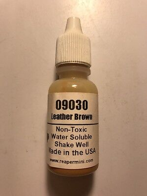 Reaper Paint MSP 09030 Leather Brown