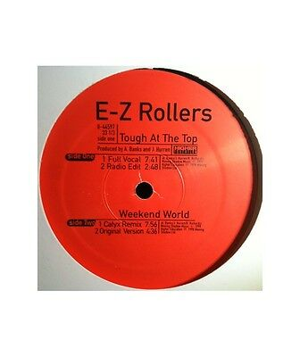 "[XG01785] E-Z Rollers ""Tough At The Top""  - 12"" Higher Education 0-44597"