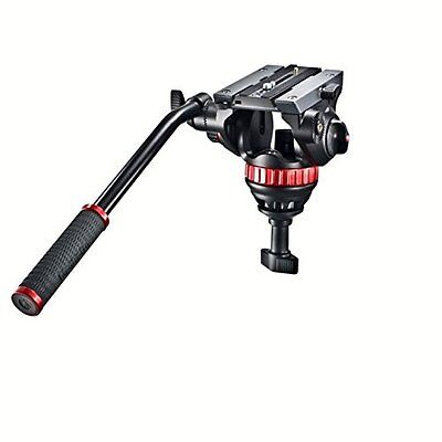 Manfrotto MVH502A 502 Video Head with 75mm Half Ball