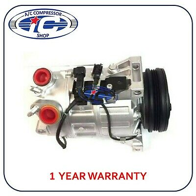 R67647 A//C Compressor Fits Volvo C30 C70 S40 V50 V70 1year Warranty