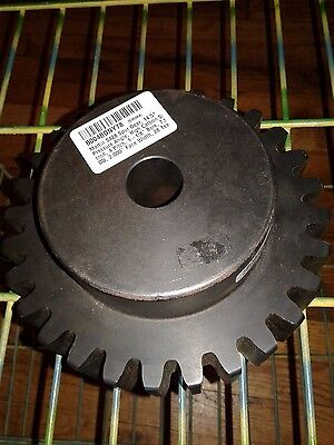 Martin S428 Spur Gear, 14.5° Prsre Angle, High Carbon Steel - NEW- FREE SHIPPING