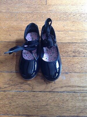 Capezio Tap Shoes Size 9 Girls