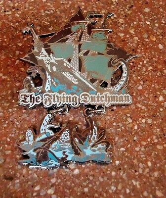 Disney Pirates Of The Caribbean  The Flying Dutchman Collector Pin