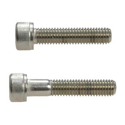Socket Head Cap Screw M6 (6mm) Metric Coarse Bolt Allen Stainless Steel G304