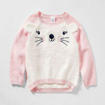 NEW Mouse Knit Jumper Kids