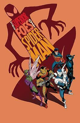 The Superior Foes of Spider-Man ~ Omnibus~ HC ~ By: Spencer, Lieber, NEW ~Marvel