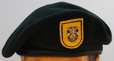 Wartime 1st Special Forces Group (ABN) Green Beret