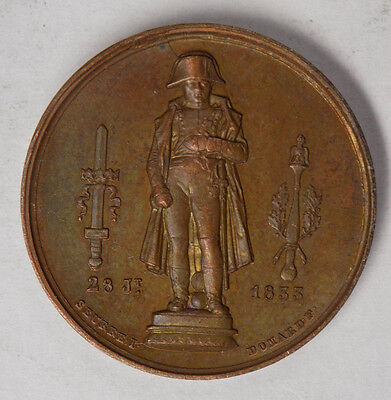 French Napoleon Medal