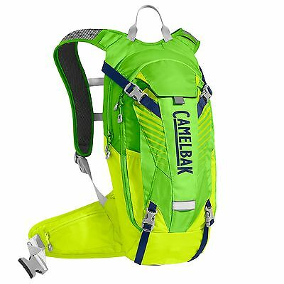 CamelBak K.U.D.U 8 Cycling Drinks Hydration Pack - Limeade / Lime Punch