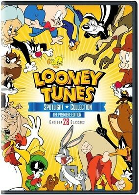 Looney Tunes: Spotlight Collection (The Premiere Edition) [New DVD] 2 Pack, Re