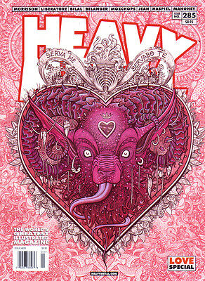 HEAVY METAL Magazine #285 - Cover A - NEW