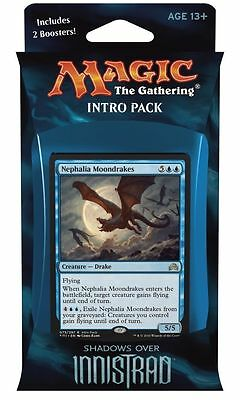 Magic the Gathering: MTG Shadows over Innistrad: Intro Pack Unearthed Secrets