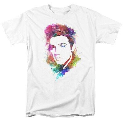 Elvis Presley TROUBLE Licensed Adult T-Shirt All Sizes