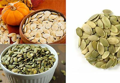 Raw Pumpkin Seeds Shelled/Not Shelled AA Grade 100% Premium QUALITY FREE POSTAGE