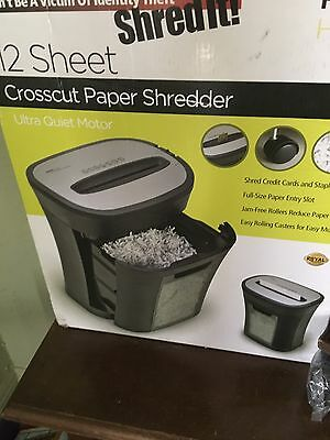 Brand New Paper Shedder (REDUCED PRICE)