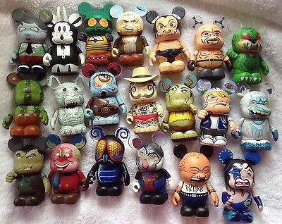 VINYLMATION 20 PIECE FIGURE COLLECTION Mixed Characters
