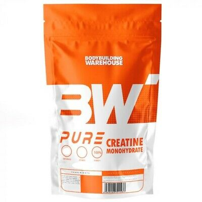 Creatine Monohydrate Powder 250g / 500g / 1kg - 100% Pure Micronised Muscle Mass