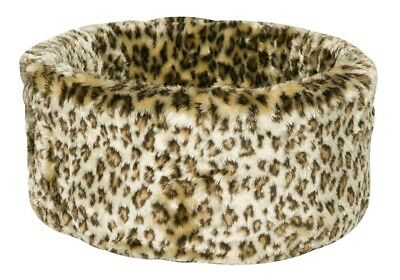 "Danish Design Cat Cosy Leopard Small 42cm (16"")"