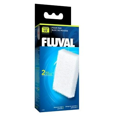 Hagen Fluval U2 Filter Foam Pad 2 Pack