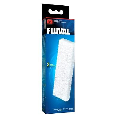 Hagen Fluval U3 Filter Foam Pad 2 Pack