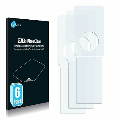 6x Savvies Screen Protector Apple iPod classic (Front + Back, 5.5 Generation)