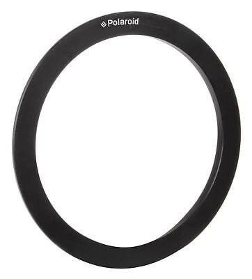 Polaroid 62mm Adapter Ring works for Polaroid & Cokin P Series Filter Holders