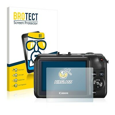 Canon EOS M Glass Screen Protector Protection Film