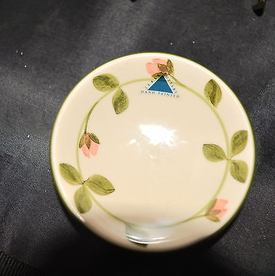Jersey Pottery Collectible Hand Painted Little Trinket/Pin Dish #G