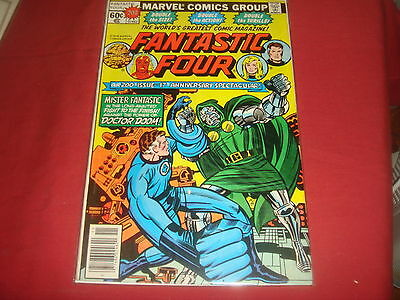 FANTASTIC FOUR #200  Marvel Comics 1978  VF-