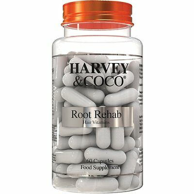 Root Rehab - Natural Hair Growth Vitamins For Women and Men * Brand New *